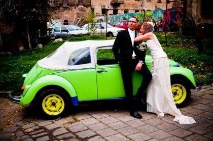 Niels Klintø and Irina Moroz married in Vilnius