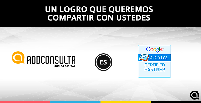 Addconsulta Google Analytics Certified Partner Peru